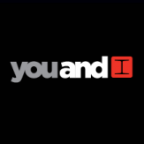 You and I logo template